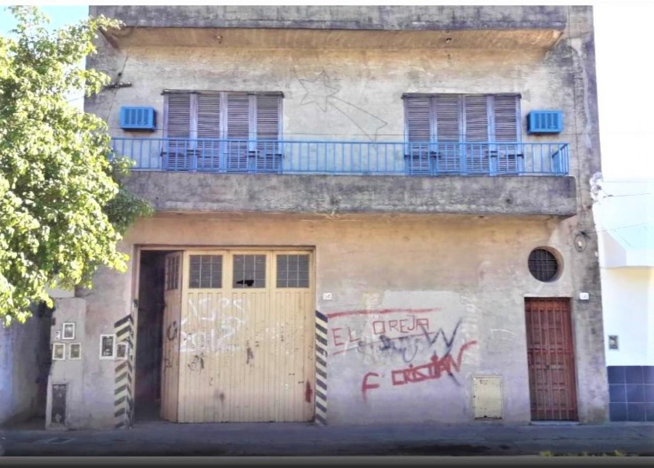GALPON/DEPOSITO /LOCAL DE EXCELENTE CALIDAD CONSTRUCTIVA ( RETASADA!!!!)